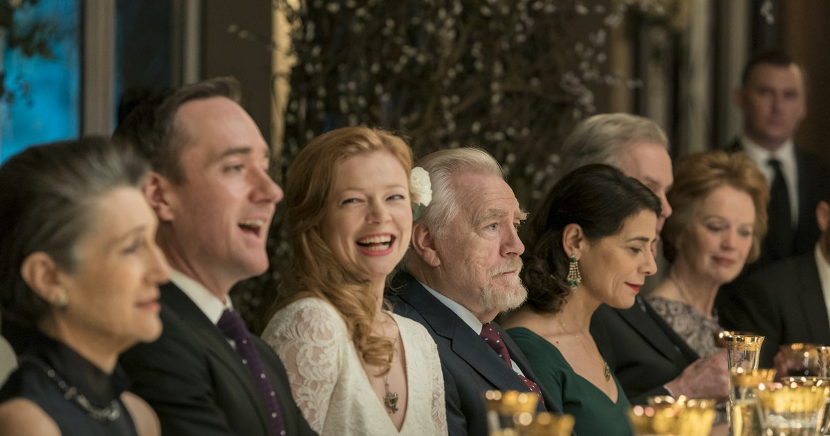How Many Episodes Is 'Succession' Season 2? The HBO Drama About Wealth & Power Returns