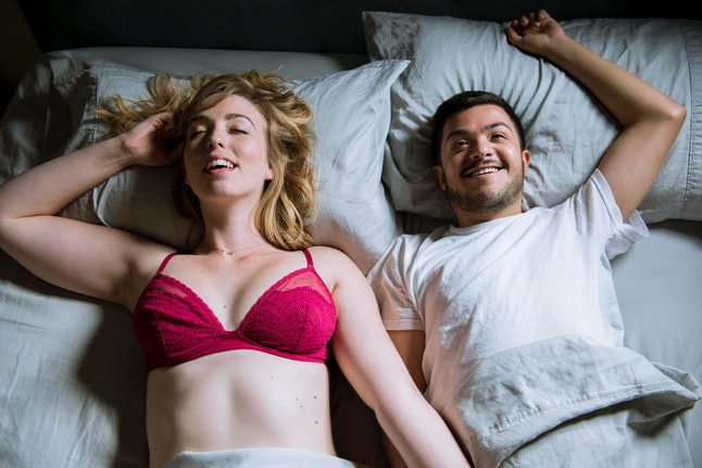 Doing new things in bed can increase partner satisfaction