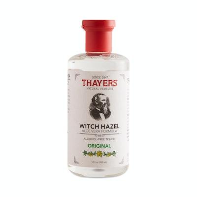 Alcohol-Free Witch Hazel Facial Toner