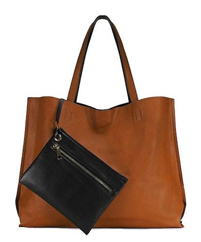 Scarleton Vegan Leather Tote Bag