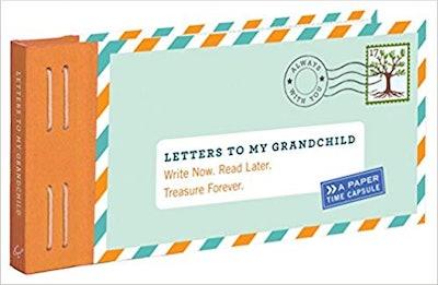 Letters to My Grandchild by Lea Redmond