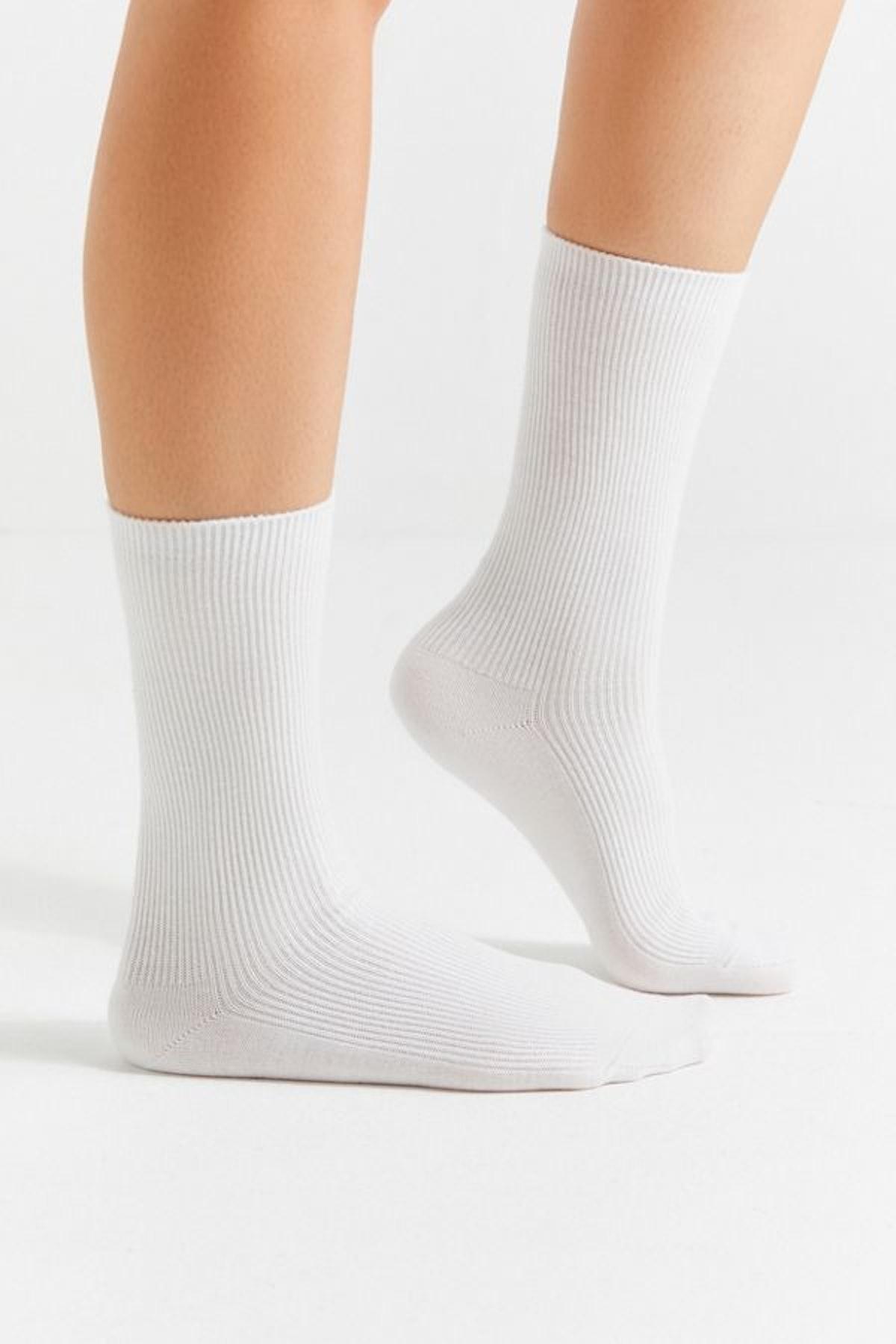 UO Basic Crew Socks