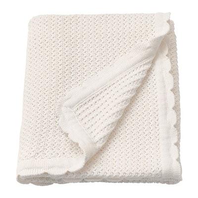 GULSPARV Baby blanket, white