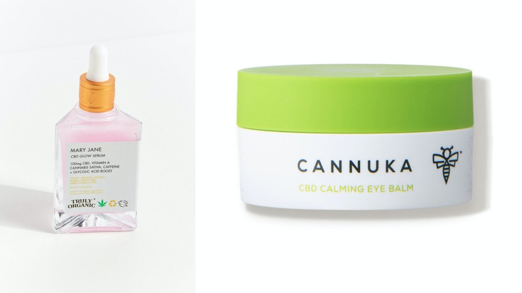 11 CBD Beauty Products To Chill Out With For National CBD Day