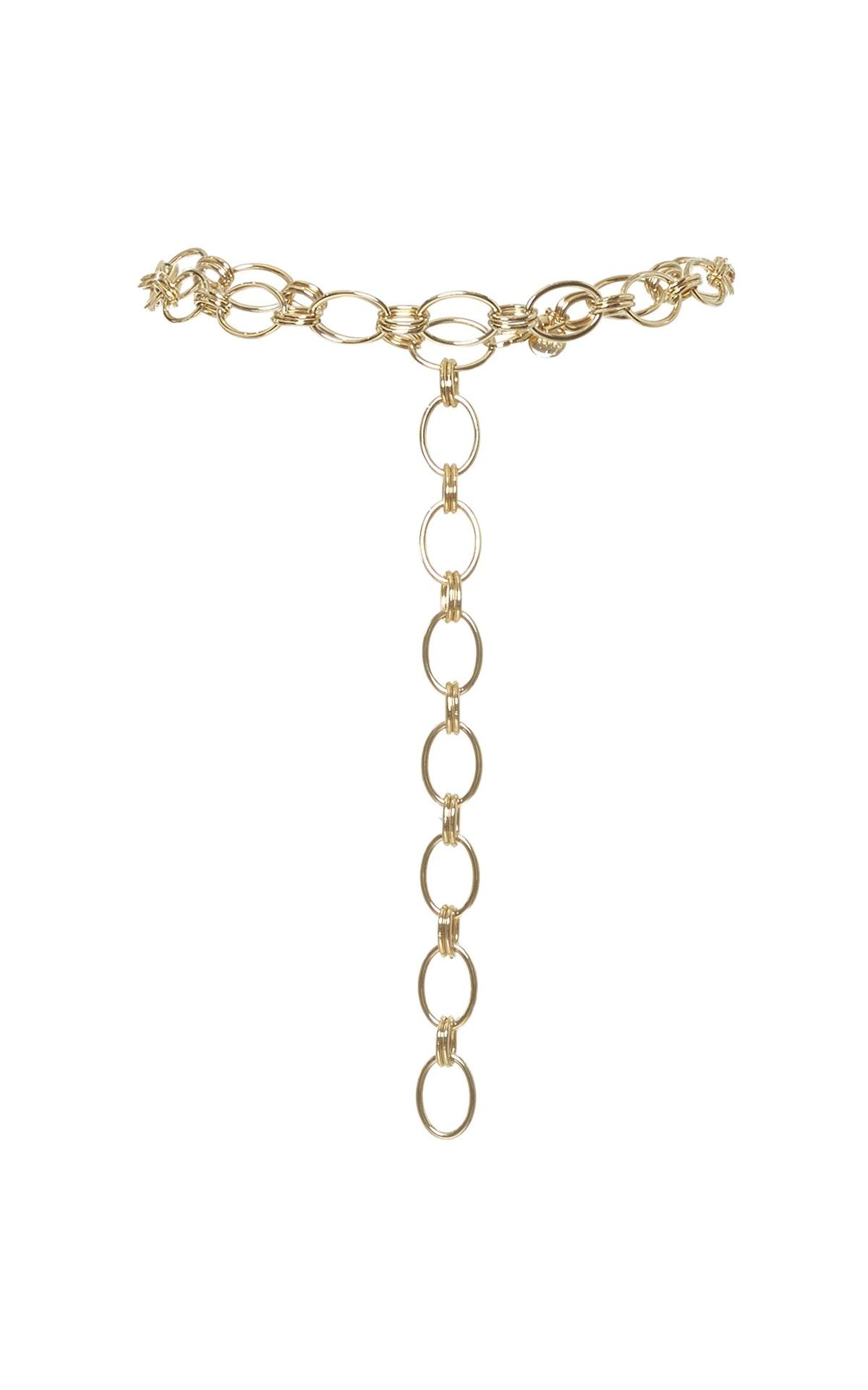 Clara II Chain-Link Belt
