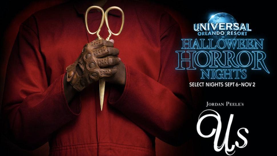 Universal Studios Halloween Horror Nights 2019.An Us Haunted House Is Coming To Universal Studios Halloween