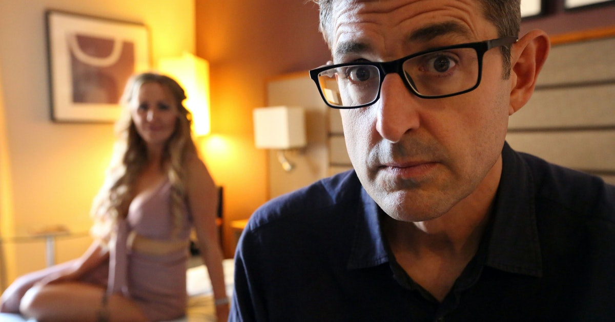 'Louis Theroux: Selling Sex' Will Explore How The Internet Has Changed The Sex Industry
