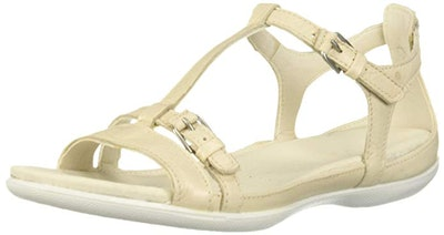 ECCO Women's Flash T-Strap Sandals