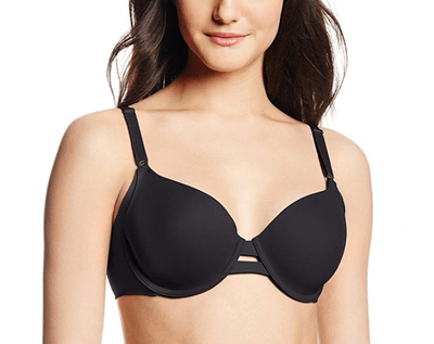 Warner's No Side Effects Full Coverage Underwire Bra