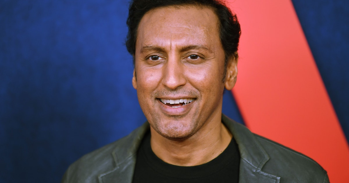 Who Is Aasif Mandvi? The 'This Way Up' Actor Might Be More Recognisable With A Moustache