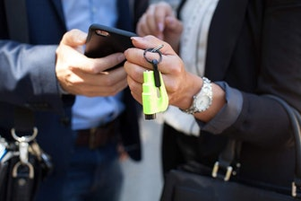 resqme Original Car Escape Safety Keychain