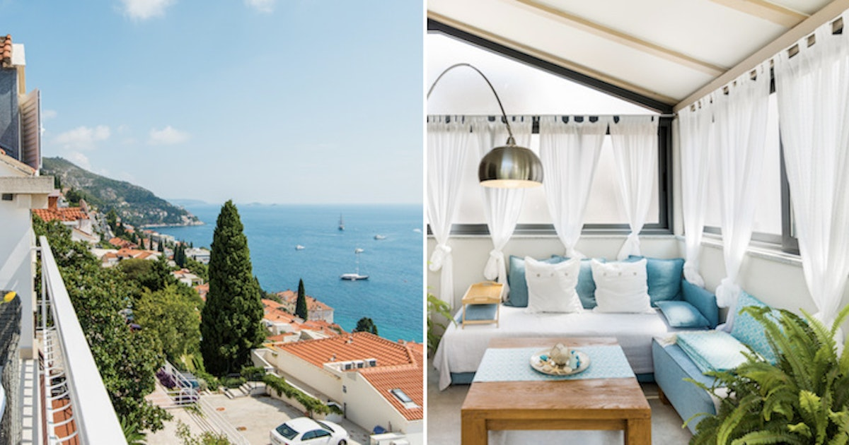7 Airbnbs In Croatia For The Dreamiest Trip You'll Take While Studying Abroad