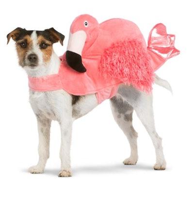 Halloween Flamingo Pet Costume