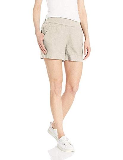 Daily Ritual Linen Shorts