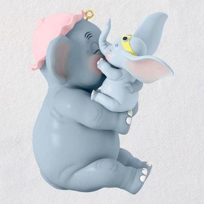 Disney Dumbo Baby Mine Porcelain Ornament