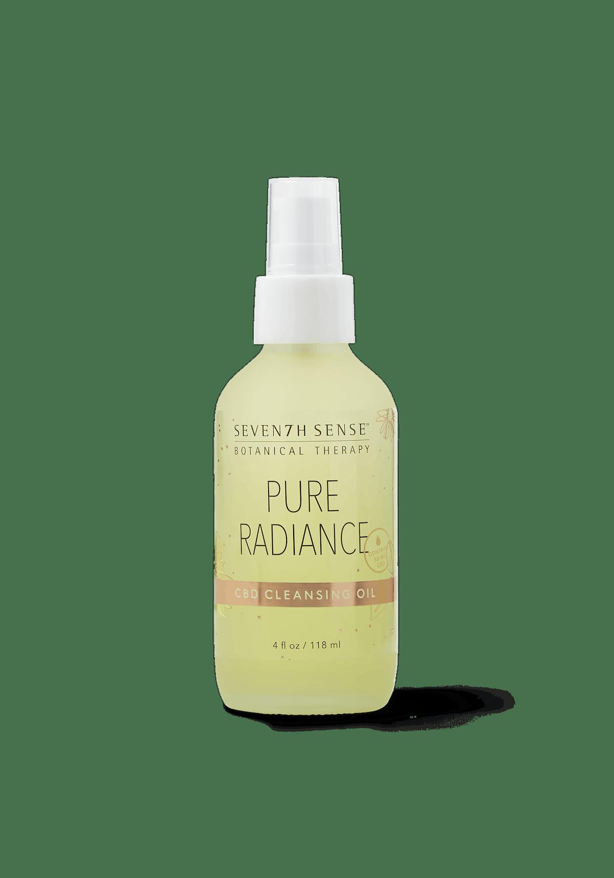 CBD Face Oil Cleanser