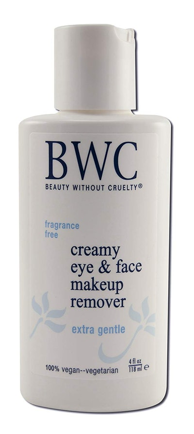 Beauty Without Cruelty Creamy Eye & Face Makeup Remover