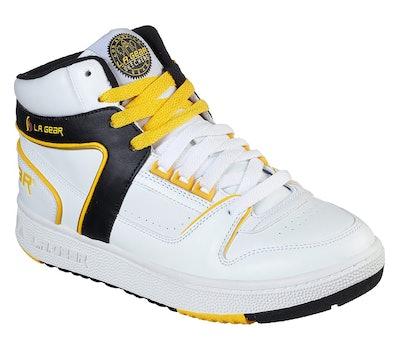 White + Black + Yellow Slammer