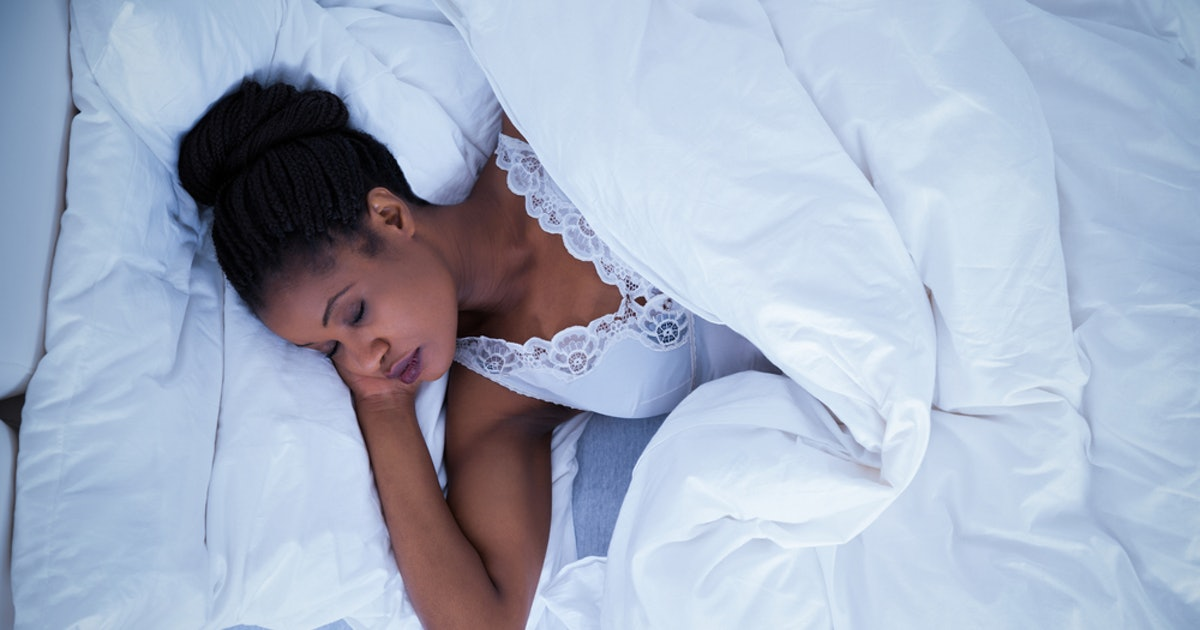 How To Sleep Better By Making These Two Changes, According To New Research