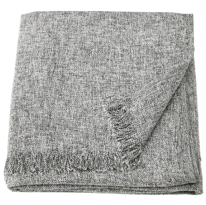 INGRUN Throw, gray
