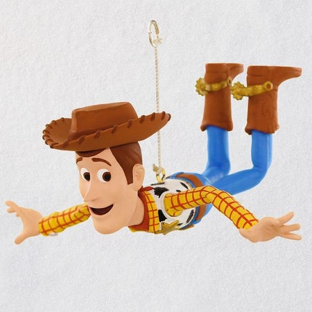Disney/Pixar Toy Story Woody Is on a Mission! Ornament