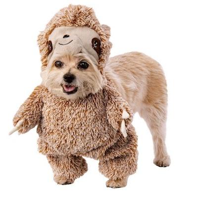 Halloween Sloth Pet Walker Costume