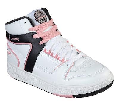 White + Black + Pink Slammer