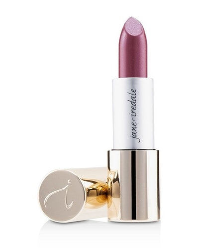 Triple Luxe Long Lasting Naturally Moist Lipstick In Rose