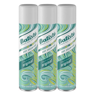 Batiste Dry Shampoo (Pack of 3)