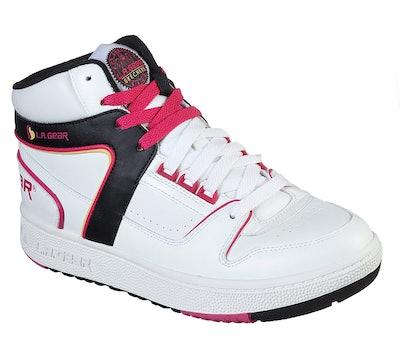 White + Black + Hot Pink Slammer