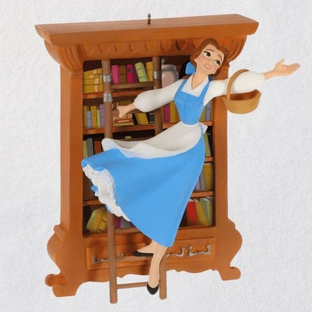 Disney Beauty and the Beast Bonjour! Ornament