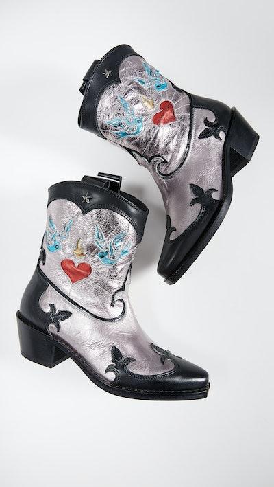 Garcia Western Boots