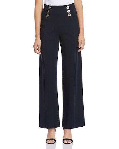 Pontoon Ponte Wide-Leg Sailor Pants
