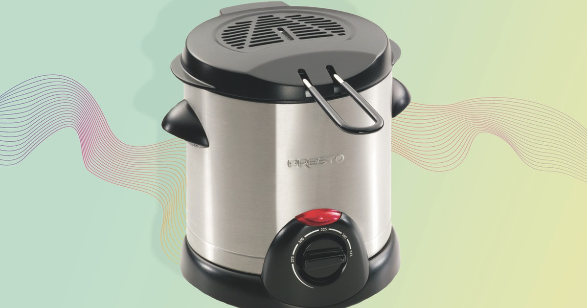The 4 Best Small Deep Fryers