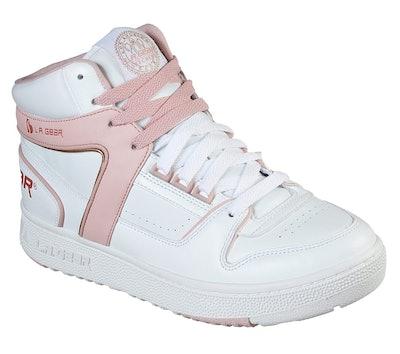 White + Light Pink Slammer