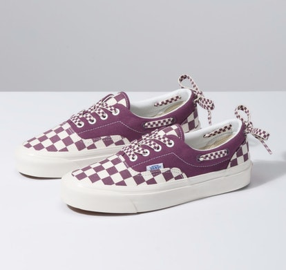 """Anaheim Factory Style 95 Lacy DX in """"OG Grape/Checkerboard"""""""