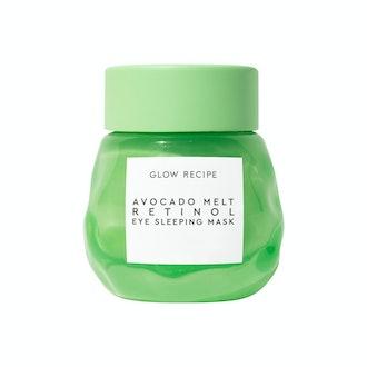 Avocado Melt Retinol Eye Sleeping Mask