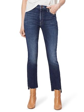 The Insider High-Waist Crop Jean