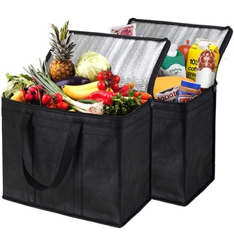 NZ Home XL Insulated Food Bags (Pack of 2)