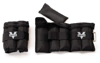 Valeo Adjustable Ankle/Wrist Weights (2-Pack)