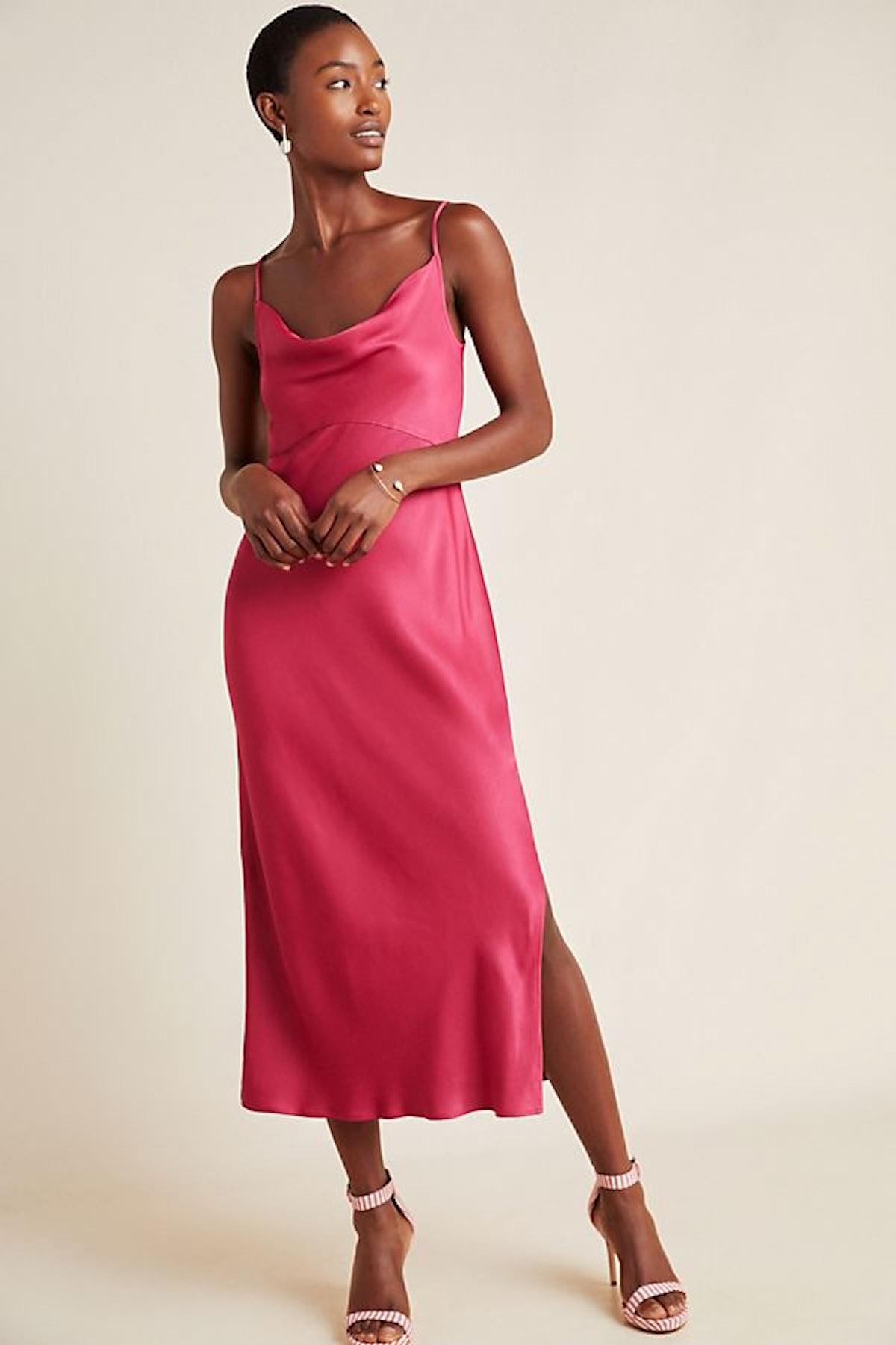 Bias Slip Dress