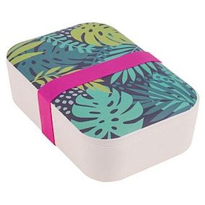 Bamboo Botanical Lunchbox