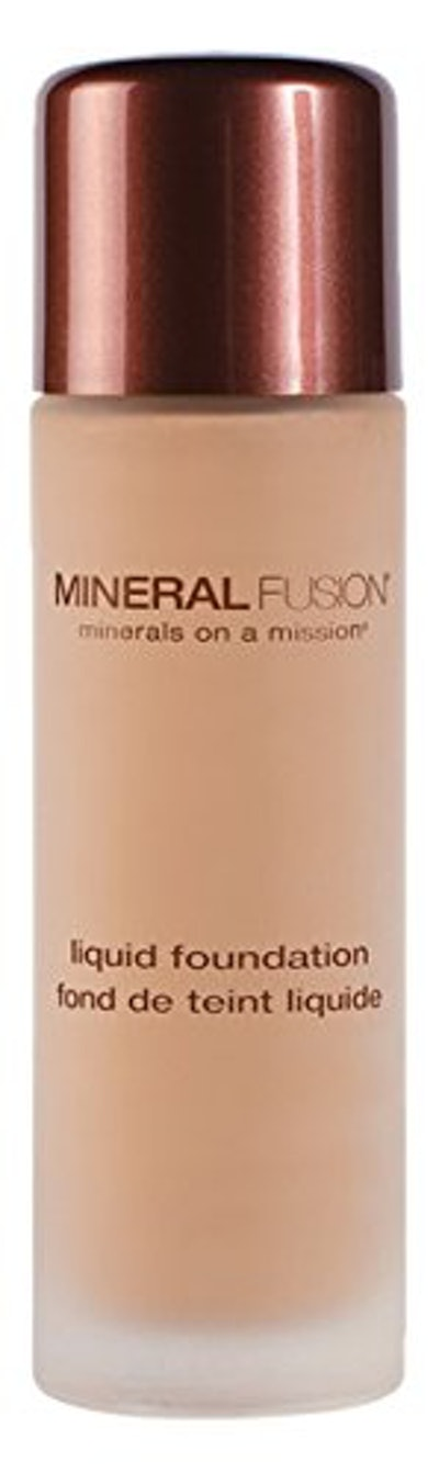 Mineral Fusion Liquid Foundation, Warm 1