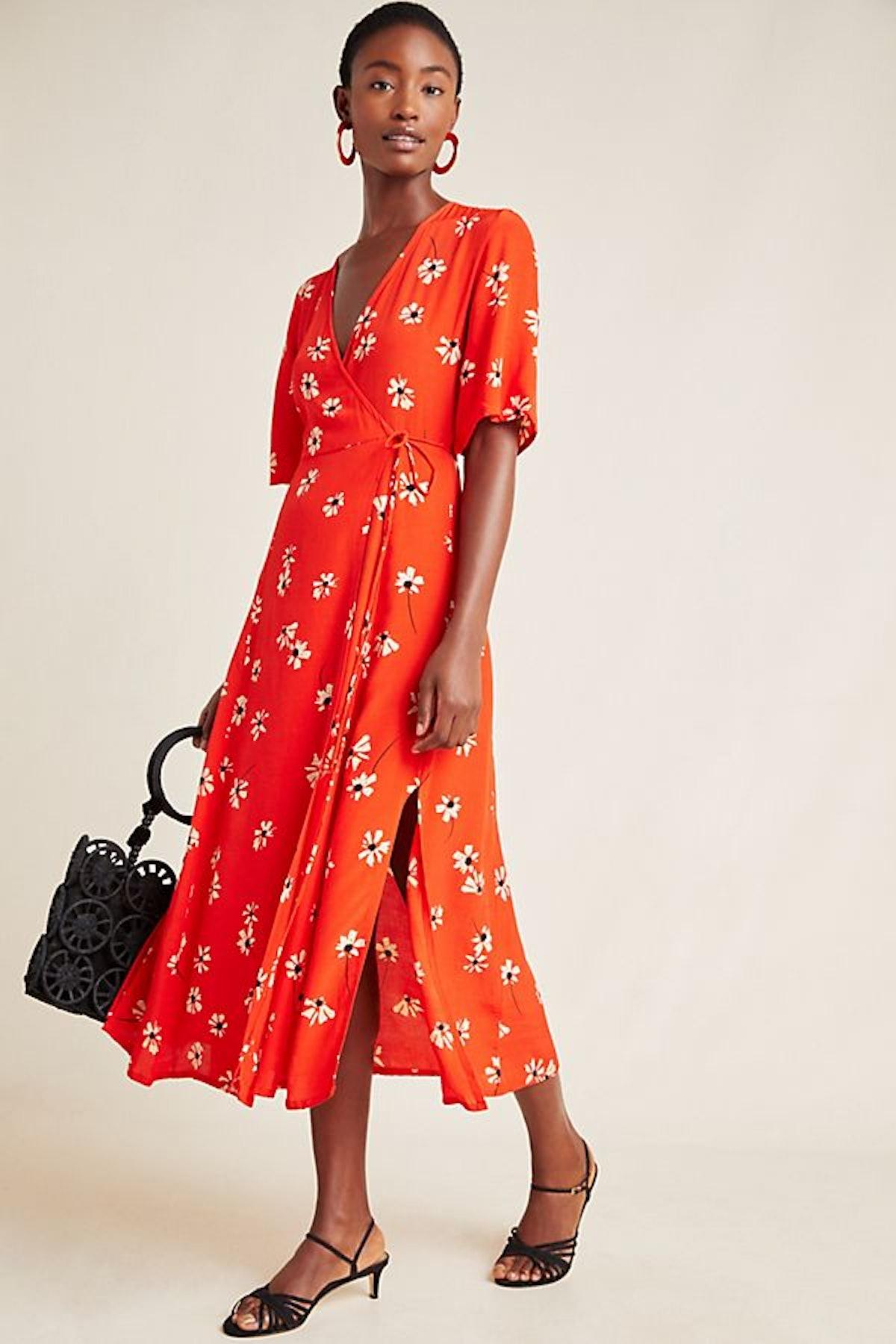 Faithfull Rivera Midi Dress