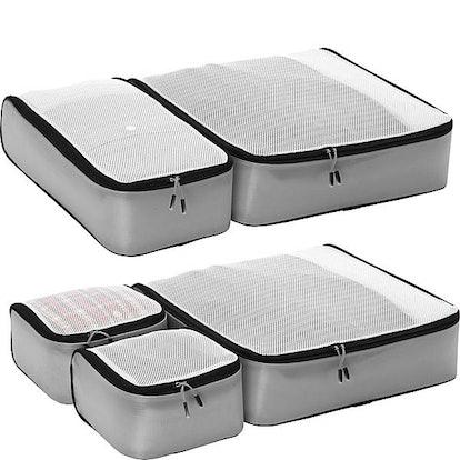 Hyper-Lite Packing Cubes - Super Packer 5pc Set