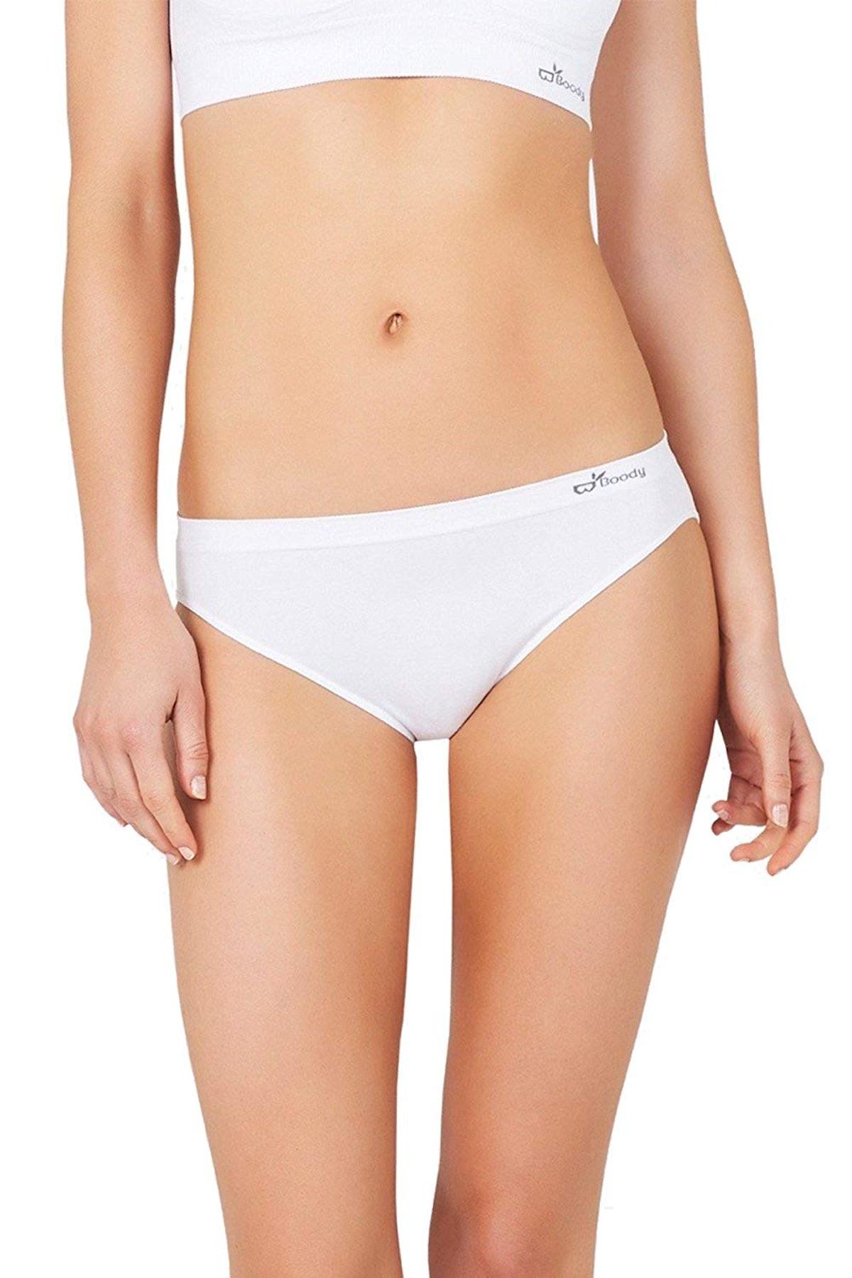 Boody Body EcoWear Women's Classic Bikini (Pack of 2)