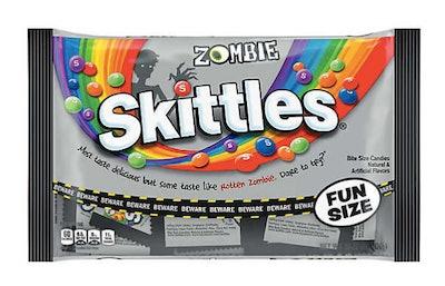 Zombie Skittles (28 Fun Size Packs)