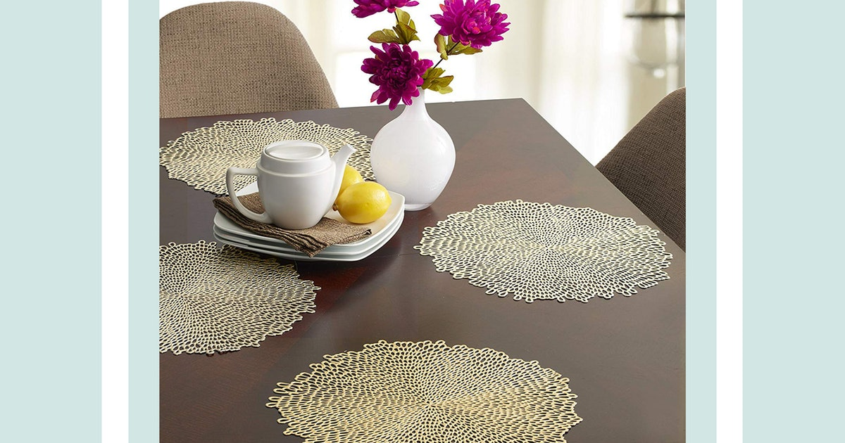 The 6 Best Placemats