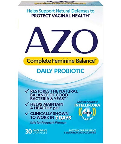 AZO Complete Feminine Balance Women's Daily Probiotic (30-Count)