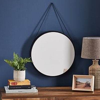 Medium Chain Hanging Mirror